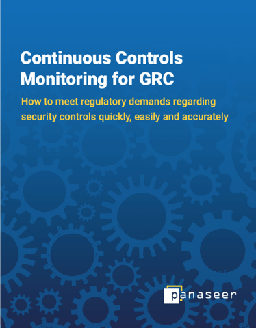 Whitepaper: Continuous Controls Monitoring for GRC