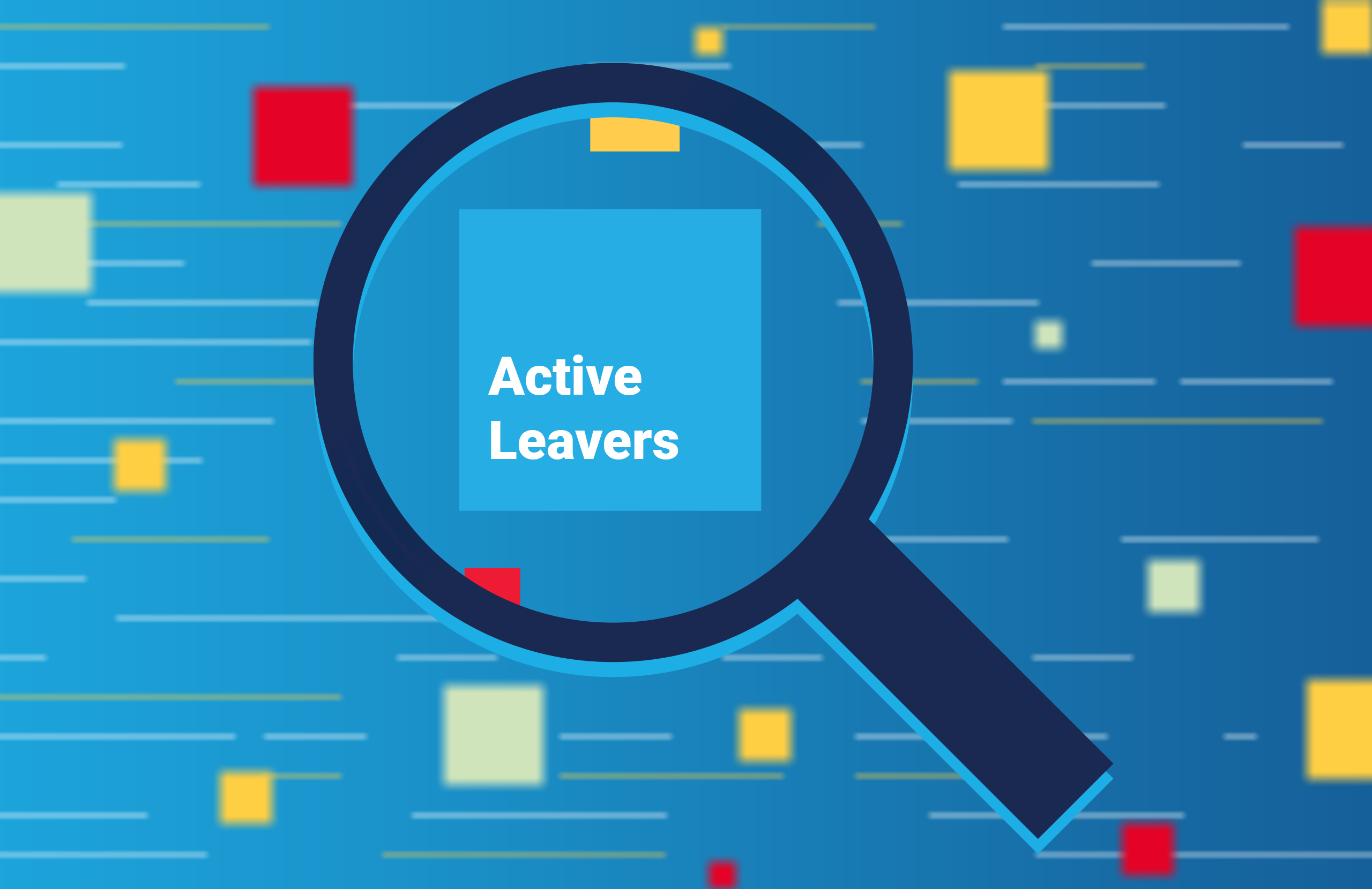 Metric of the Month - Active Leavers -Banner