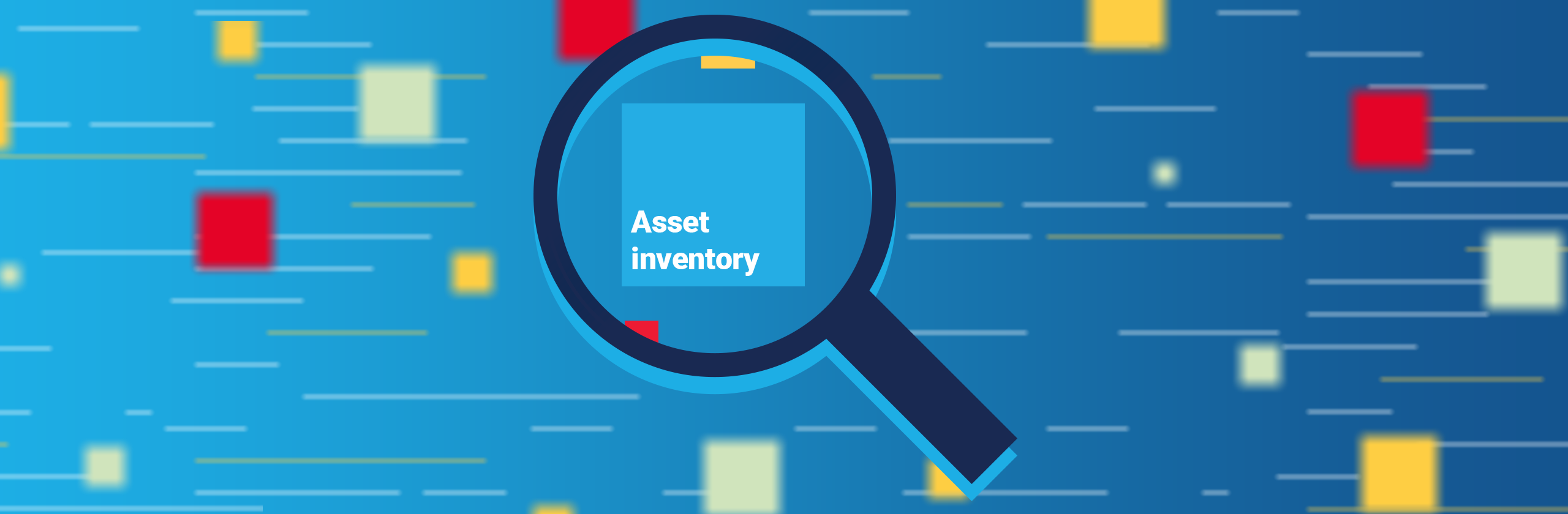 Metric of the Month Asset inventory banner